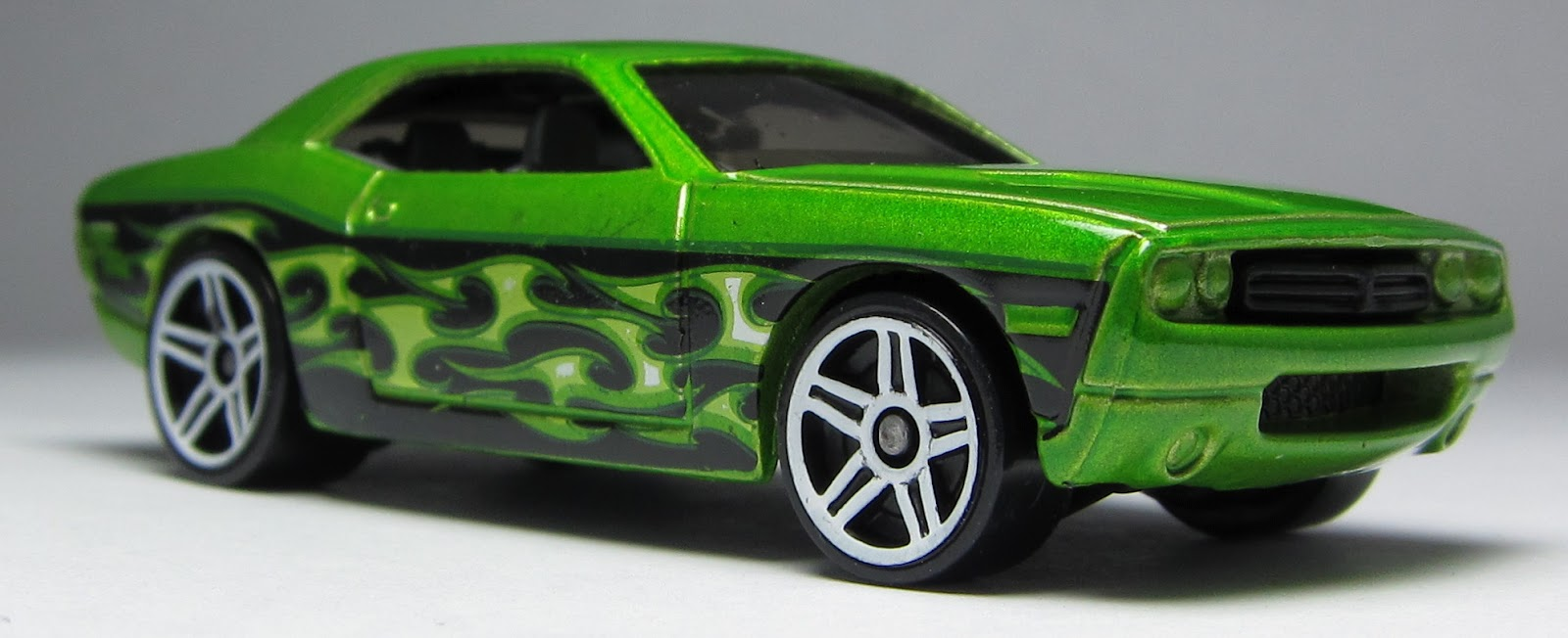 First Look Hot Wheels Heat Fleet Dodge Challenger Concept