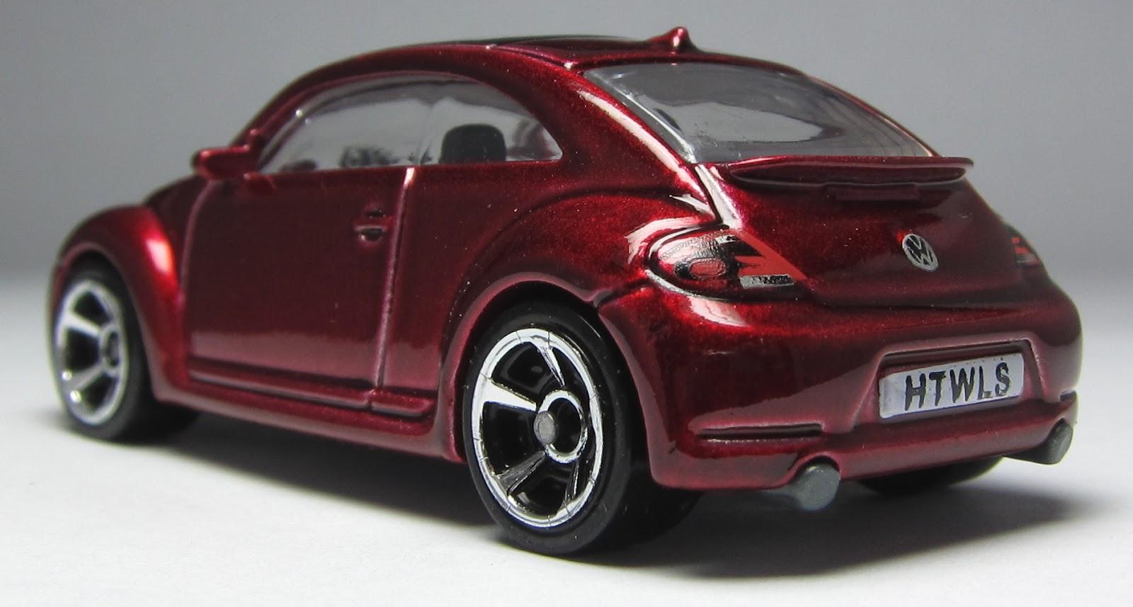 first look hot wheels 2012 volkswagen beetle the. Black Bedroom Furniture Sets. Home Design Ideas