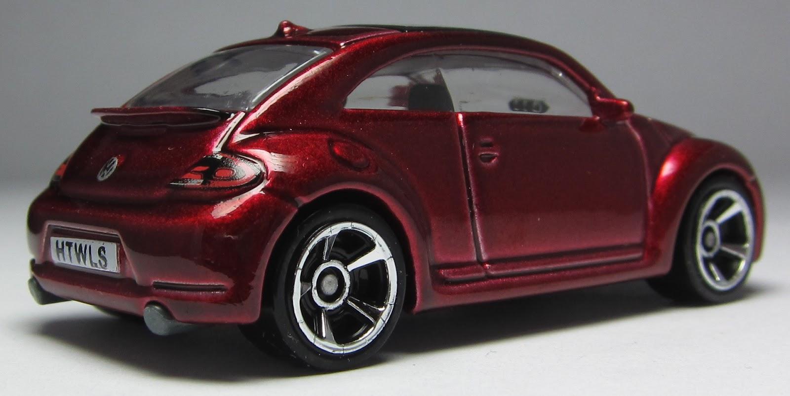 First look hot wheels 2012 volkswagen beetle