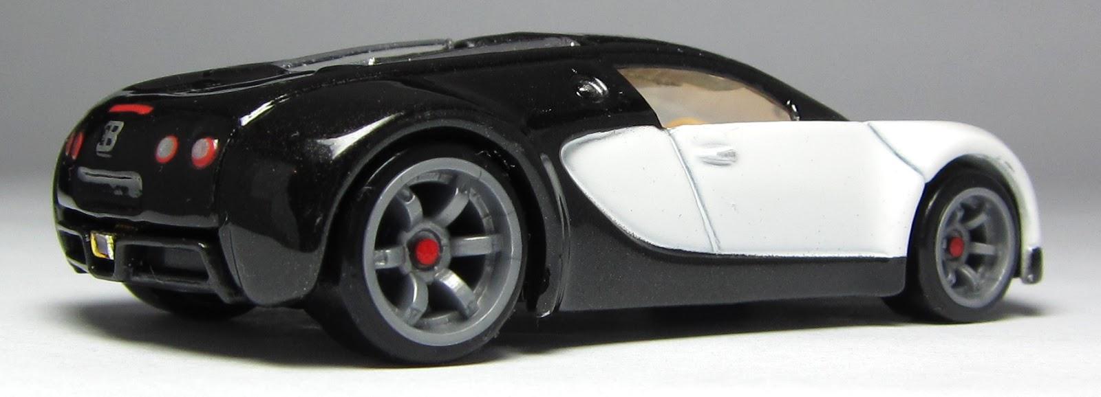 Model Of The Day Hot Wheels Speed Machines Bugatti Veyron