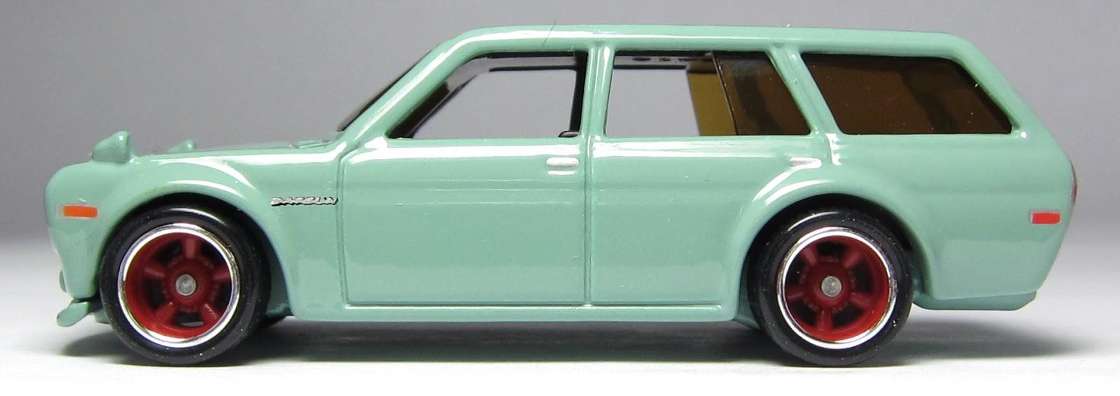 First Look: Hot Wheels Boulevard Nissan Skyline H/T 2000GT ...
