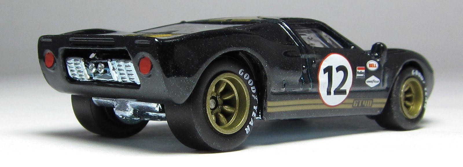 Model Of The Day Hot Wheels Racing Ford Gt