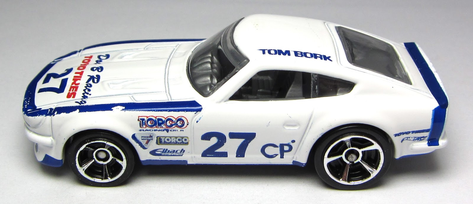 First Look: Hot Wheels Doc B Racing Datsun 240Z ...
