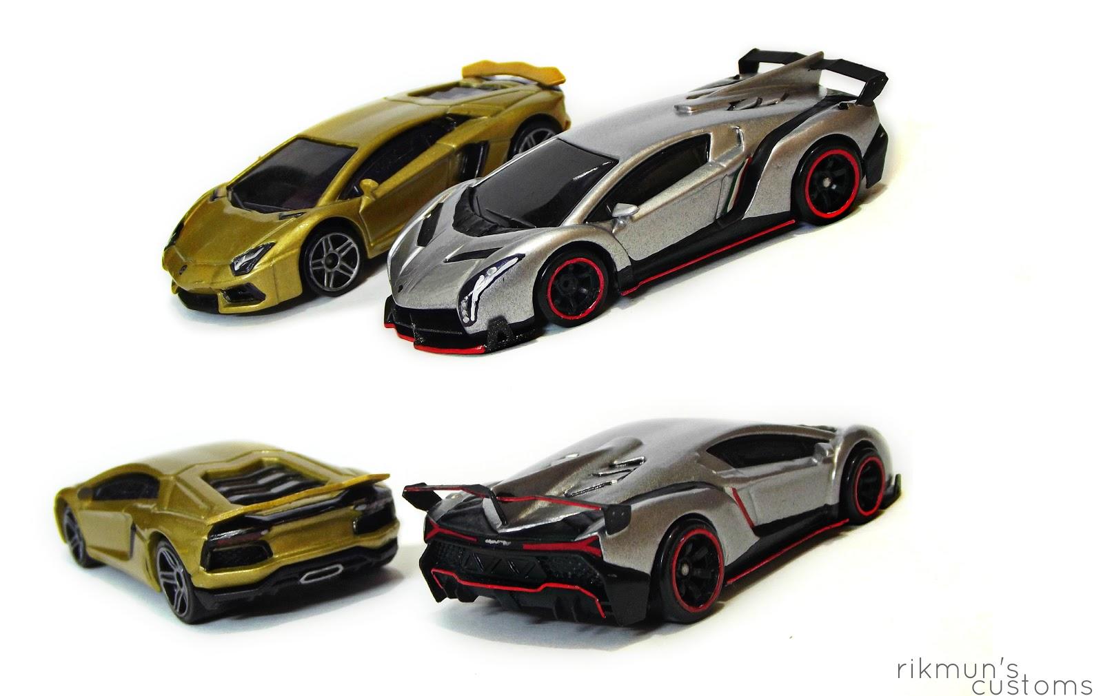 The Lamborghini Veneno as customized by Lim Rikmun and Ernest Li ... for Lamborghini Veneno Gold  242xkb