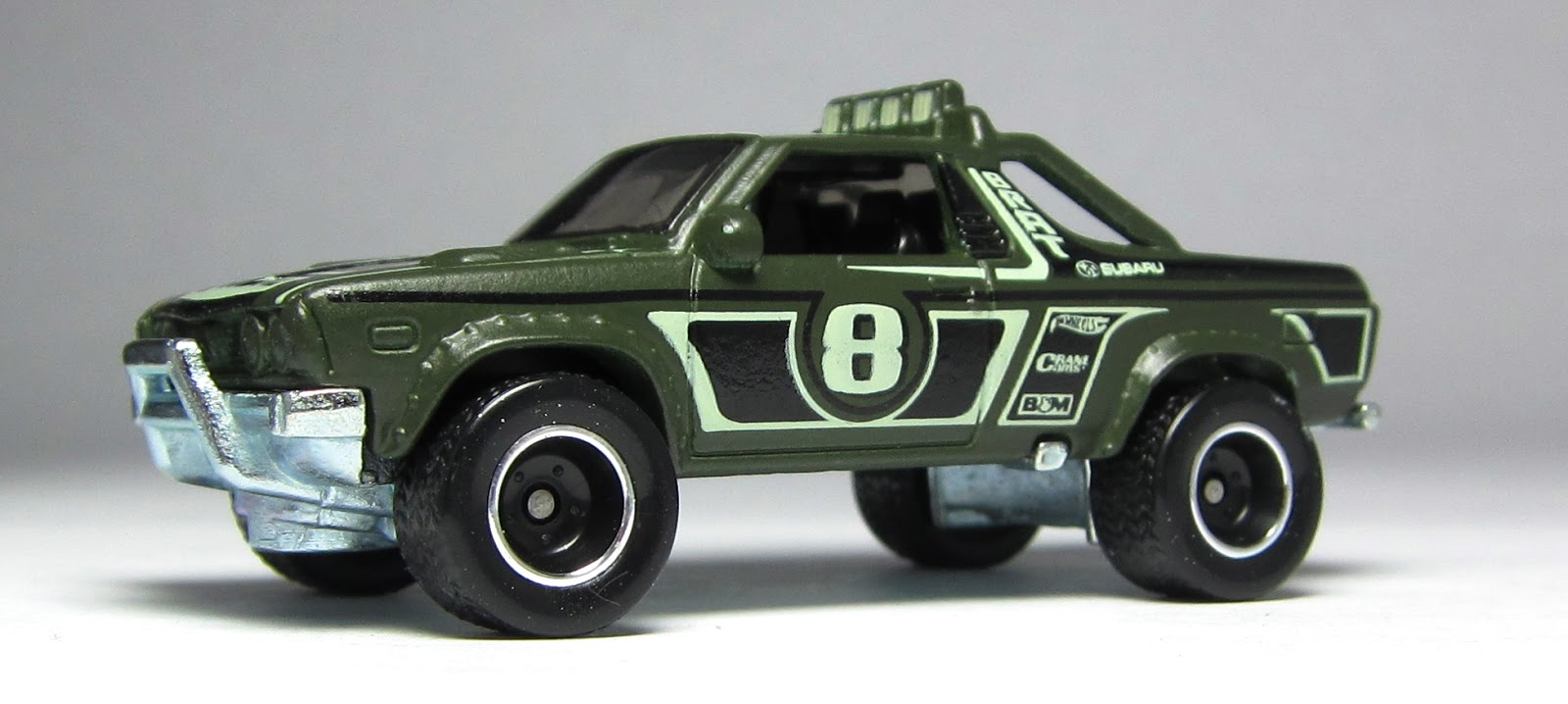 Subaru brat 2013