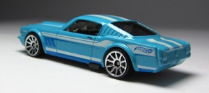 First Look Hot Wheels 65 Mustang 2 215 2 Fastback Recolored