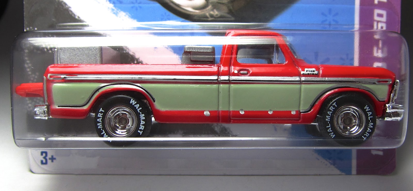 Model of the Day: Hot Wheels Walmart exclusive Sam Walton \'79 Ford F ...