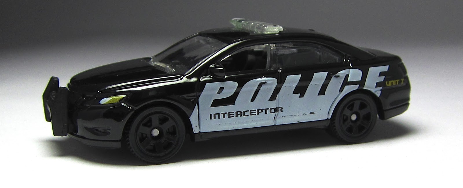 First Look 2013 Matchbox Ford Police Interceptor