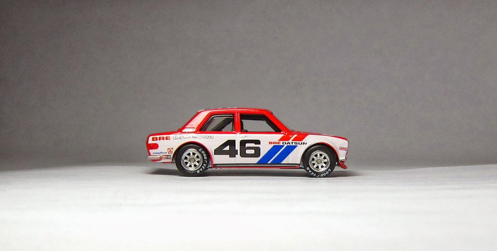 Just Unveiled: Hot Wheels Datsun 510 Bluebird RLC ...