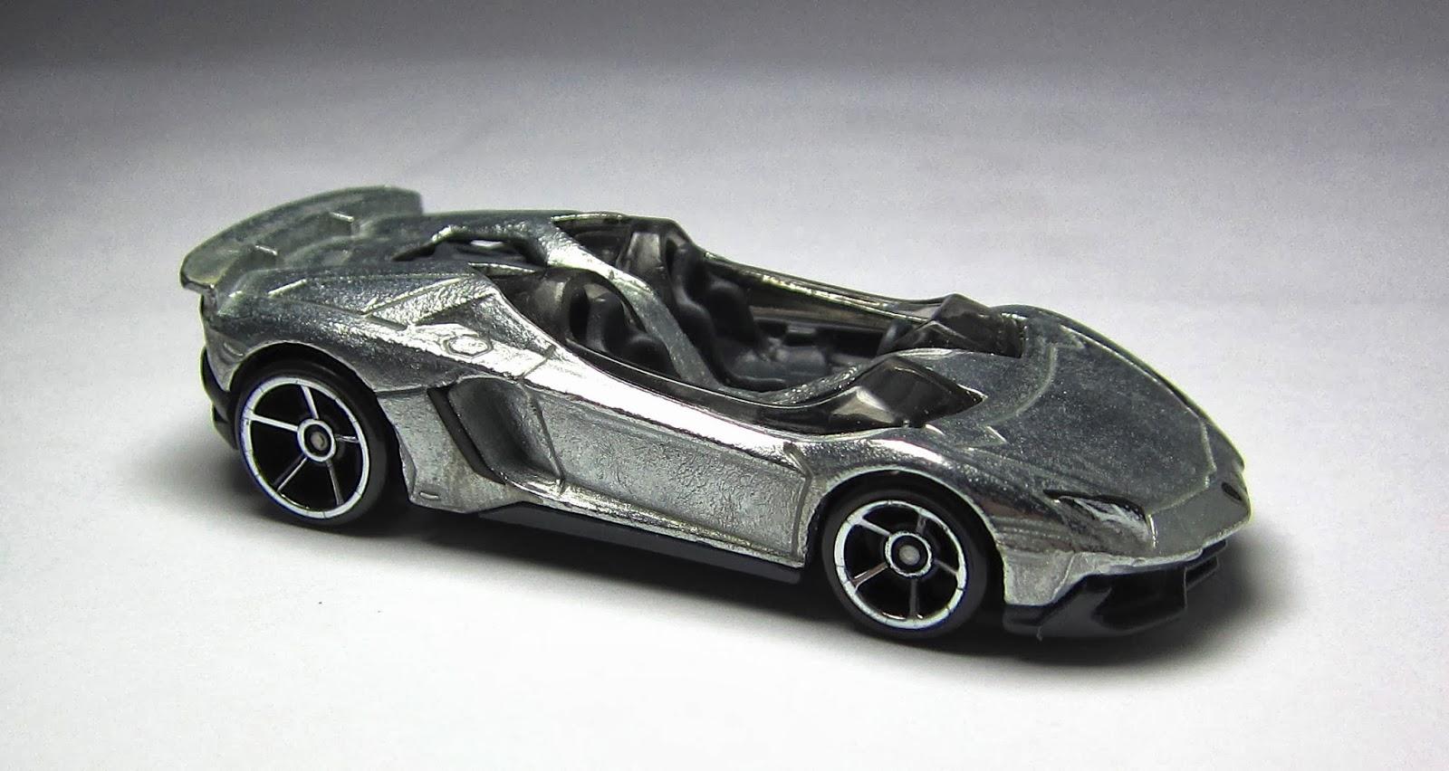 hot wheels lamborghini aventador j 2013 walmart zamac exclusive