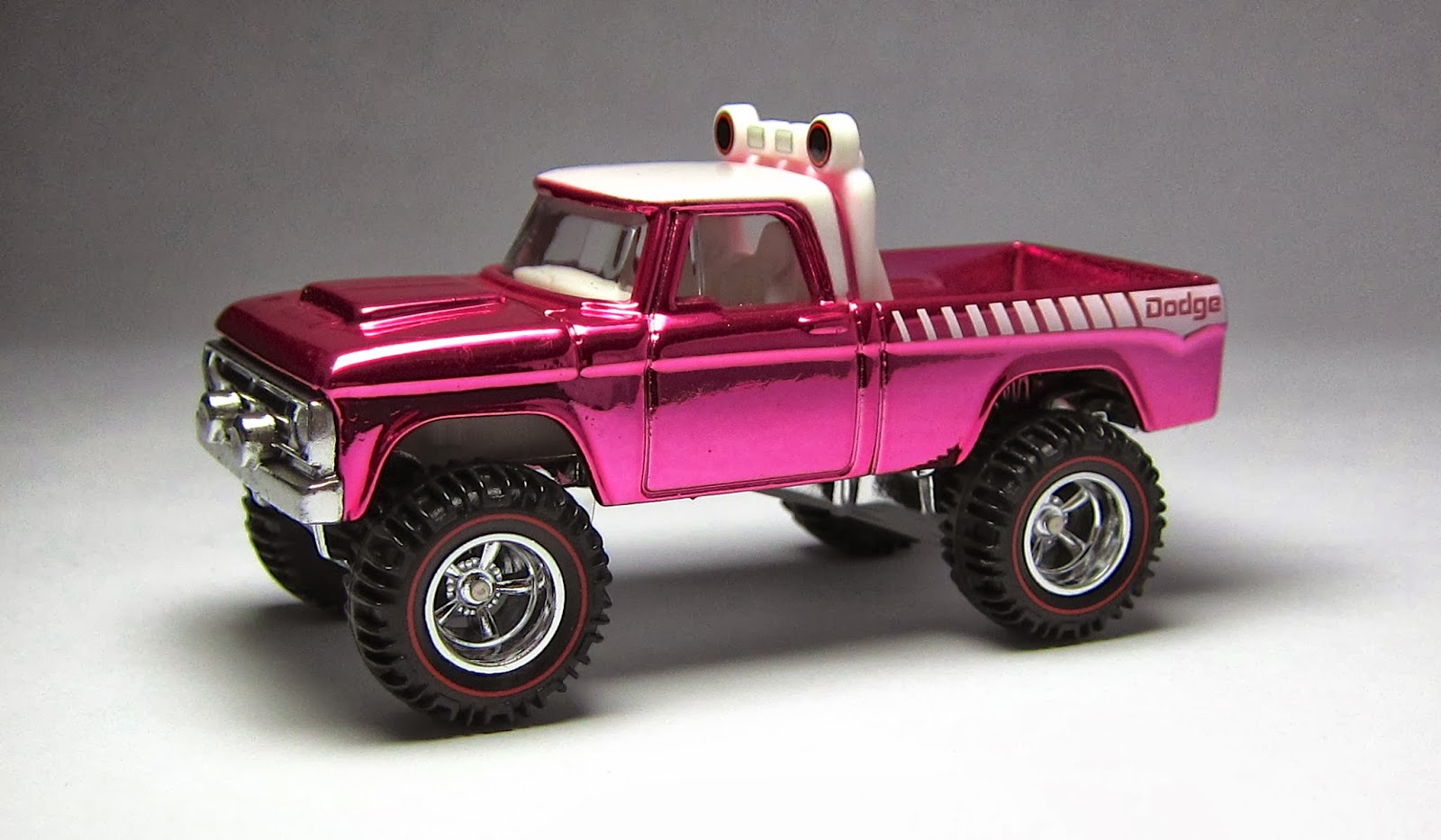 Hot Wheels Power Wagon : First look hot wheels convention rlc party exclusive