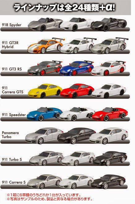 Porsche 911 All Models Avtolyubitelyu