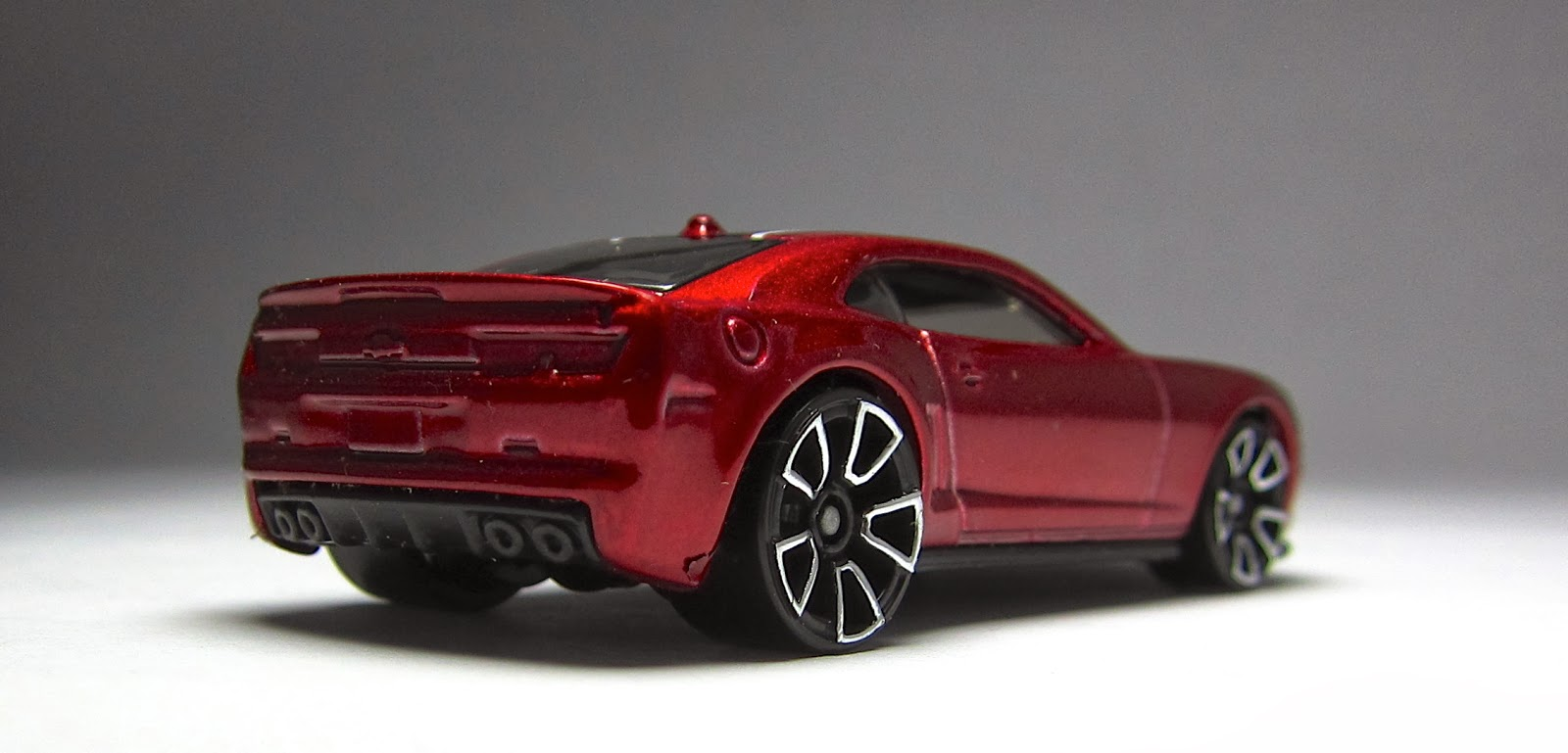 First Look 2014 Hot Wheels Chevy Camaro Special Edition