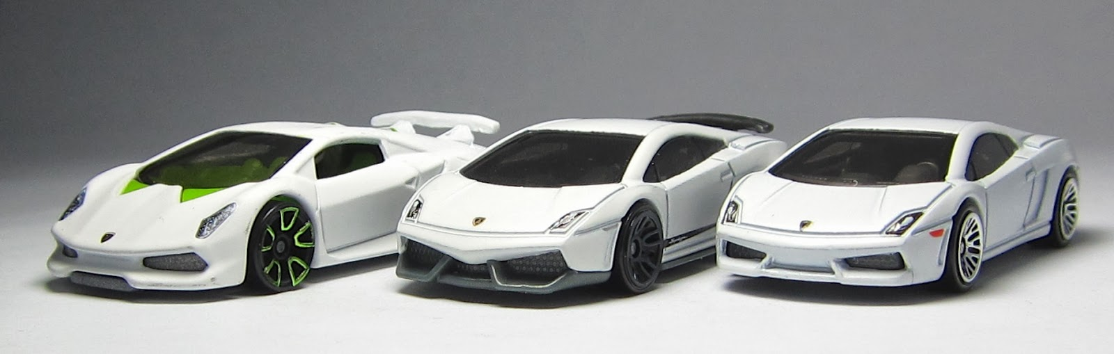 First Look: Hot Wheels Lamborghini Sesto Elemento ...