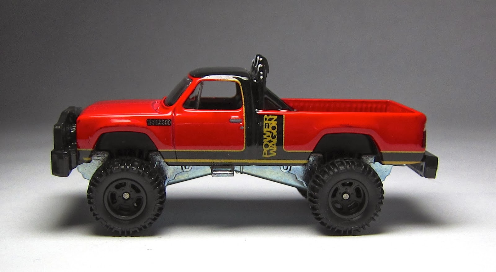 Hot Wheels Power Wagon : First look hot wheels retro entertainment dodge