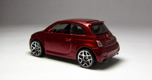 fiat 500 2014. hot wheels fiat 500 2014 new models