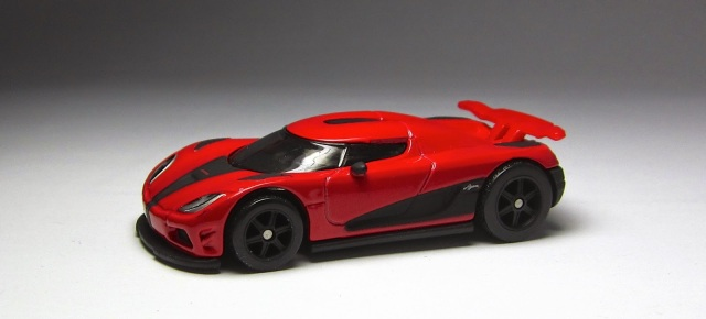 First Look: Hot Wheels Retro Entertainment Koenigsegg Agera R… – the ...