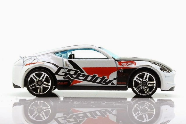 Just Unveiled Hot Wheels Nissan 370z For 2014 Thelamleygroup