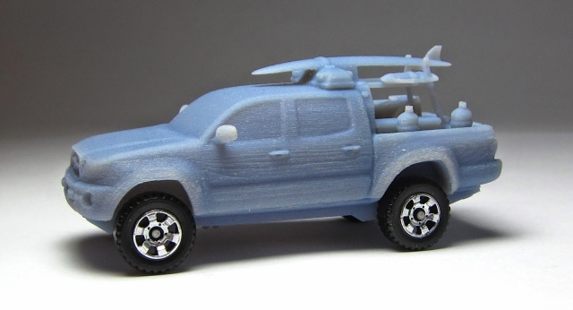 First Look Matchbox Toyota Tacoma The Lamley Group