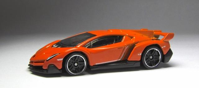 lamborghini veneno black and orange. hot wheels lamborghini veneno 2014 new models recolor black and orange