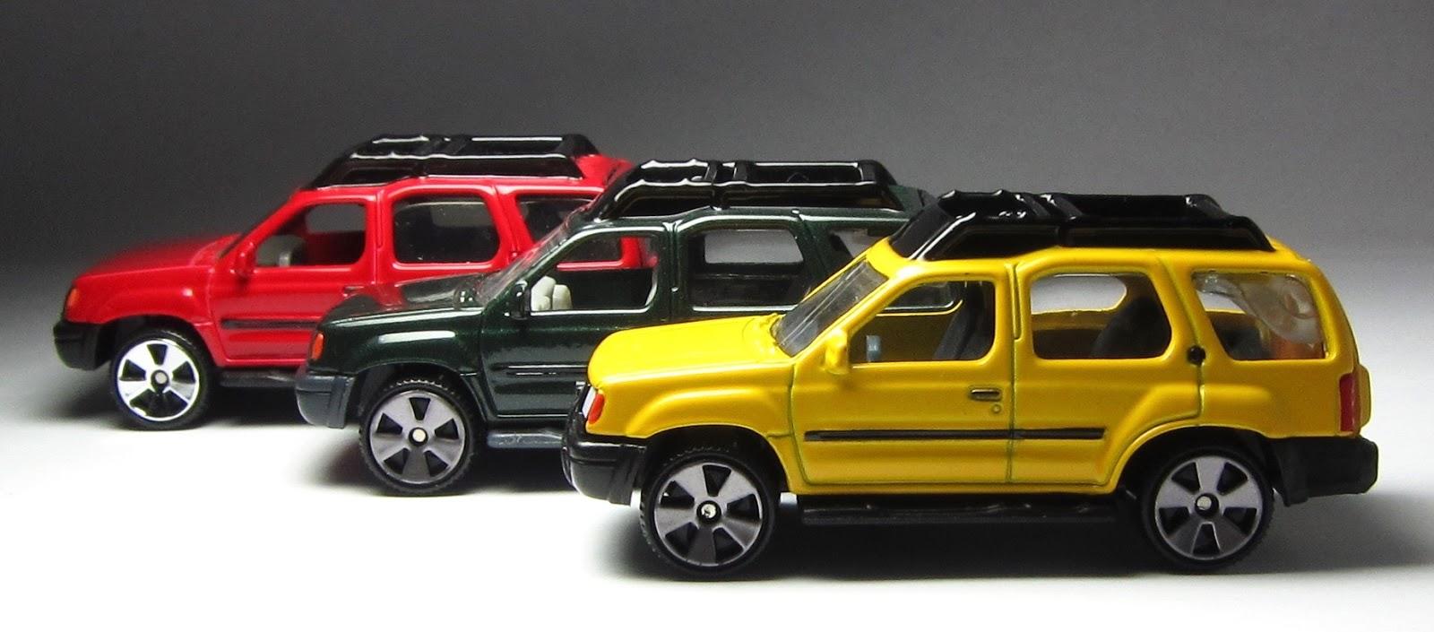 The Last Golden Age Of Matchbox 2005 2006 Superfast Nissan Xterra