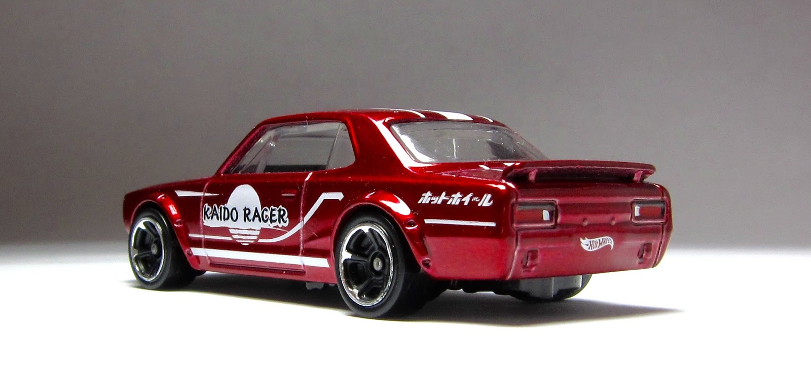 First Look Hot Wheels Road Trippin Nissan Skyline H T
