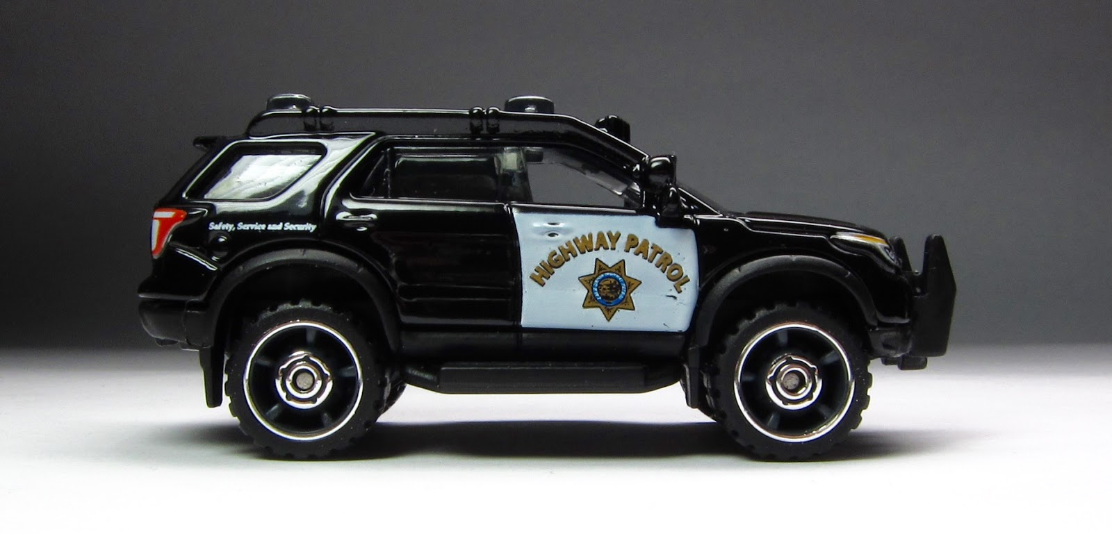 First Look: 2013 Matchbox Ford Police Interceptor ...