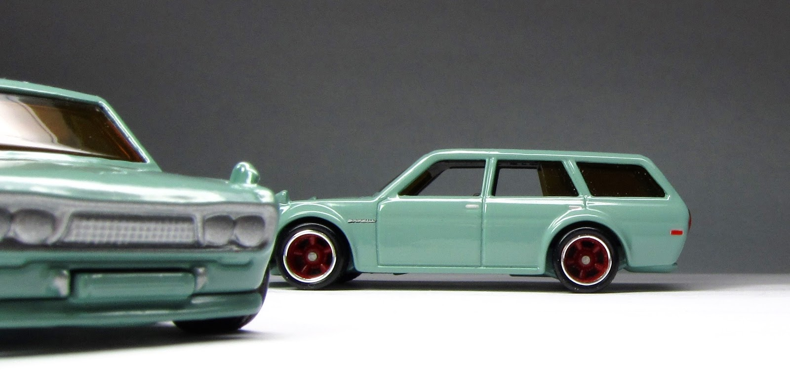 The 2013 Boulevard '71 Datsun 510 Wagon, the godfather of ...