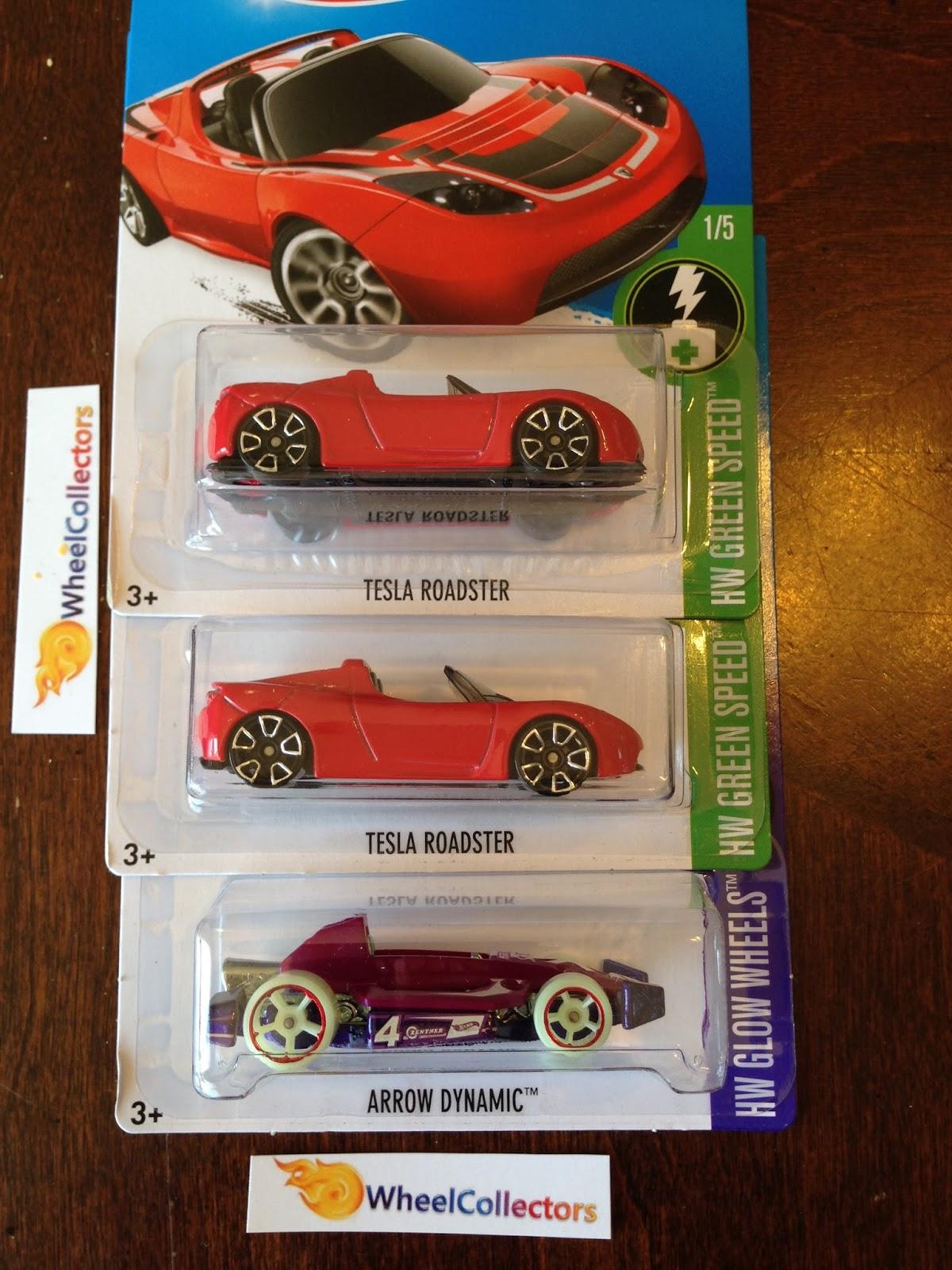 2016 Hot Wheels B Case: