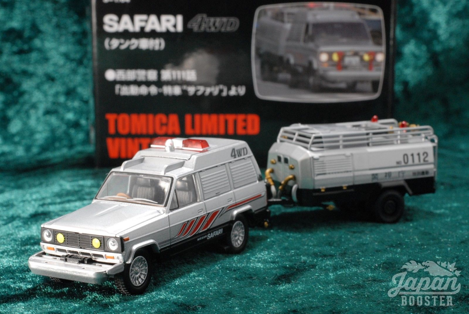 Tomica Limited Vintage goes to Europe and Gran Turismo ...