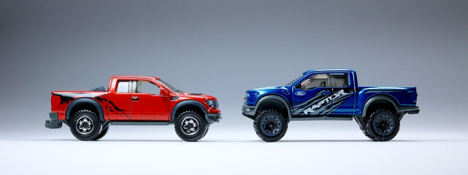 A tale of two the brand new hot wheels 17 ford raptor its i only have this one version of the matchbox and i dont anticipate getting more versions of the hot wheels replica after this one voltagebd Gallery