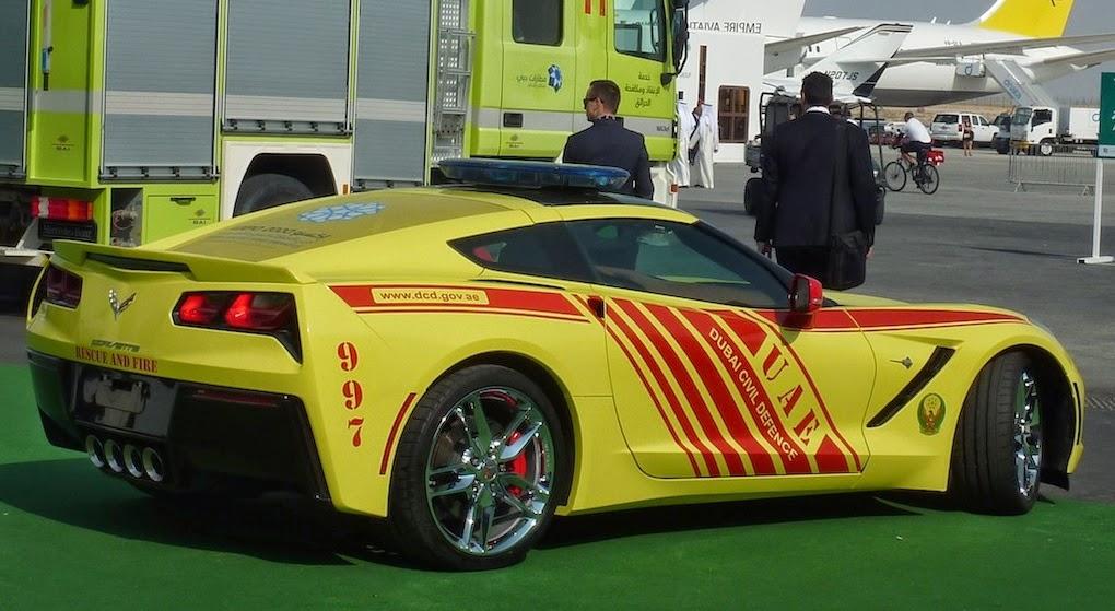 Corvette Police Car: The 2016 Matchbox '15 Corvette Stingray Police: The Latest