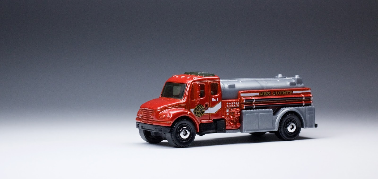 You can count on at least one new Matchbox Fire Truck each ...