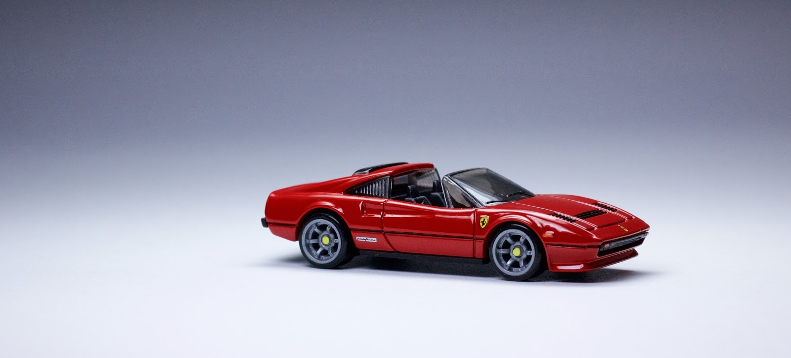 the must have hot wheels ferraris ferrari 308 gts. Black Bedroom Furniture Sets. Home Design Ideas
