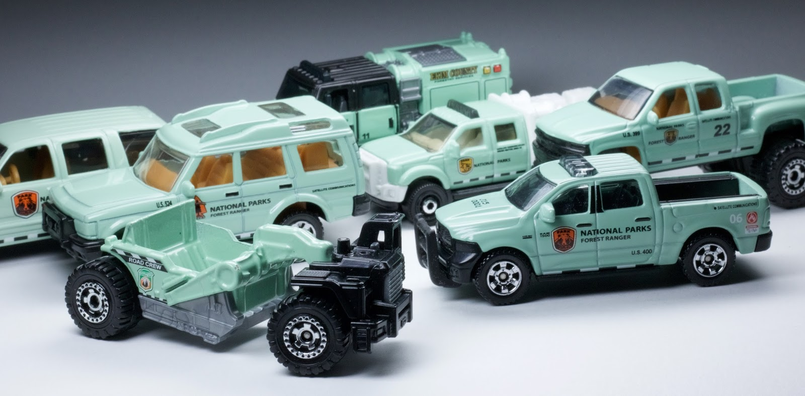 Two Matchbox National Parks Models Are Coming In 2016 And