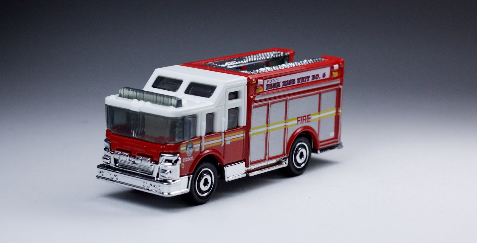 Toys For Trucks Everett : The new fdny hazard squad continues a fantastic run by one