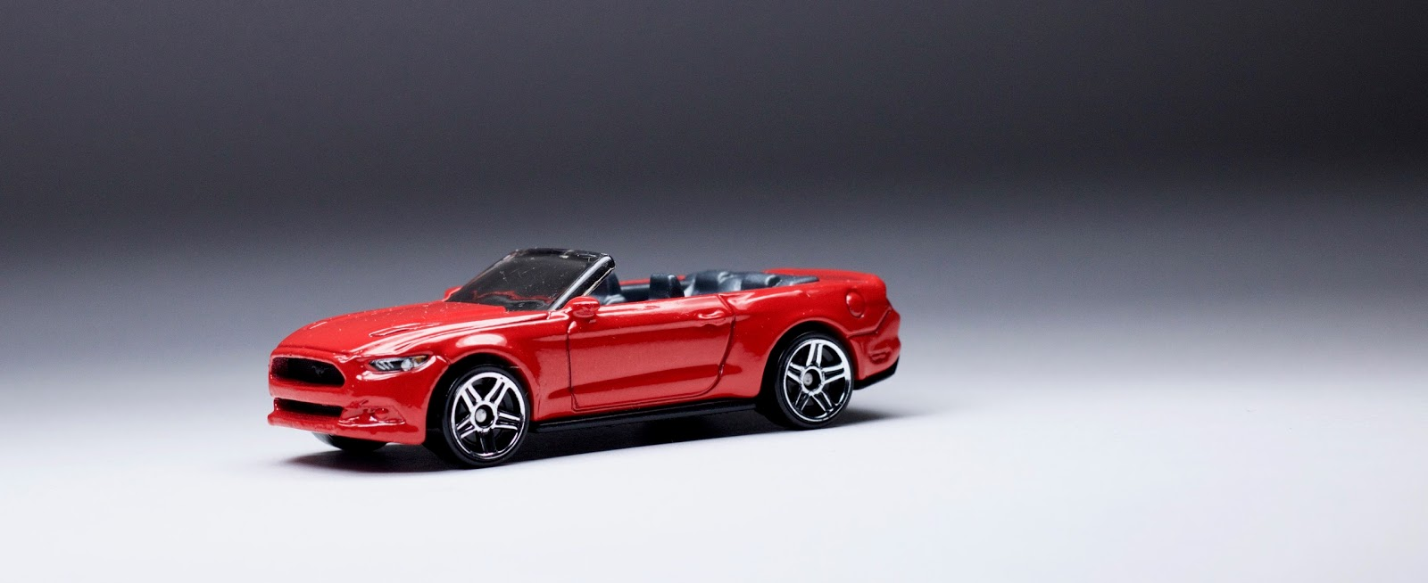 And another one! The Hot Wheels Mustang GT Convertible completes a ...