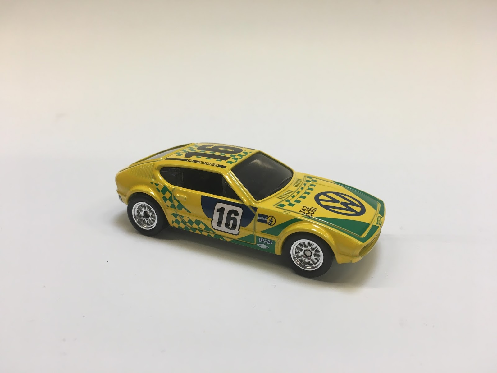 HOT WHEELS AIR-COOLED VOLKSWAGEN SP2
