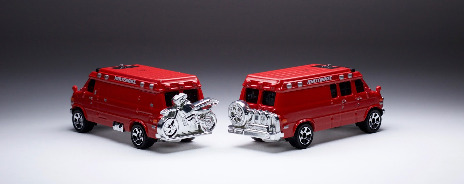 the 2017 matchbox  u201995 custom chevy van already has a