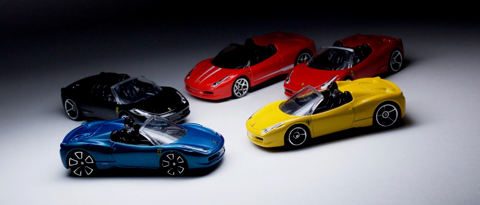 Another Hot Wheels Ferrari We Miss Ferrari Spider The